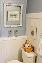 Cottage Bathroom Makeover