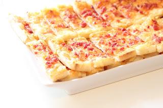 plateau d'allumettes au fromage