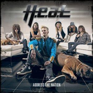 Críticas – H.E.A.T ¿disco del año con 'Adress The Nation'?