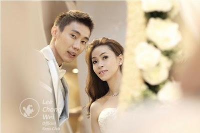 12 Gambar Romantis Pra Perkahwinan Chong Wei Dan Mew Choo