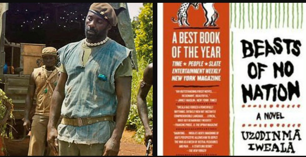 Idris Elba In New Film Quot Beasts Of No Nation Quot Based On A border=
