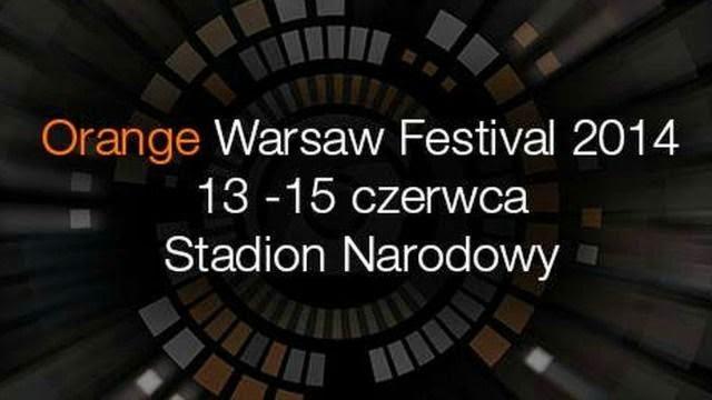 Orange Warsaw Festival 2014