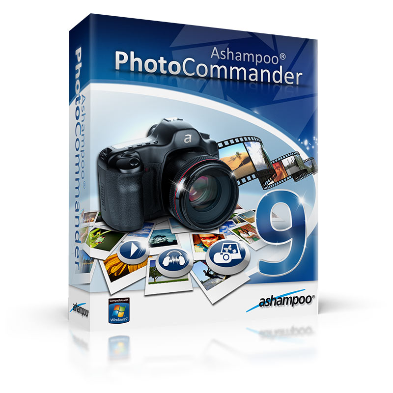 Ashampoo Photo Commander v11.0.3 Full Version Portable