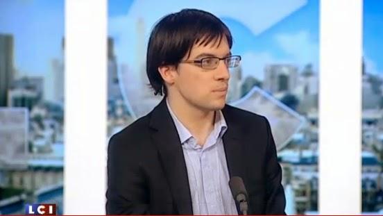 Le meilleur joueur d'échecs français Maxime Vachier-Lagrave sur LCI © Chess & Strategy