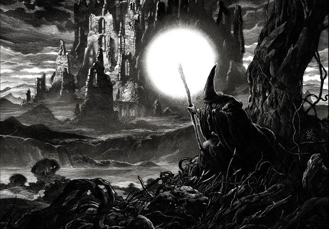 Middle-Earth Posters by Aaron Horkey, Nicolas Delort, Ken Taylor & Mondo