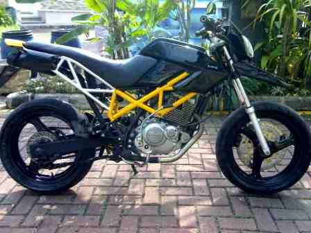 home modifikasi suzuki thunder 125 cc contoh modifikasi suzuki thunder