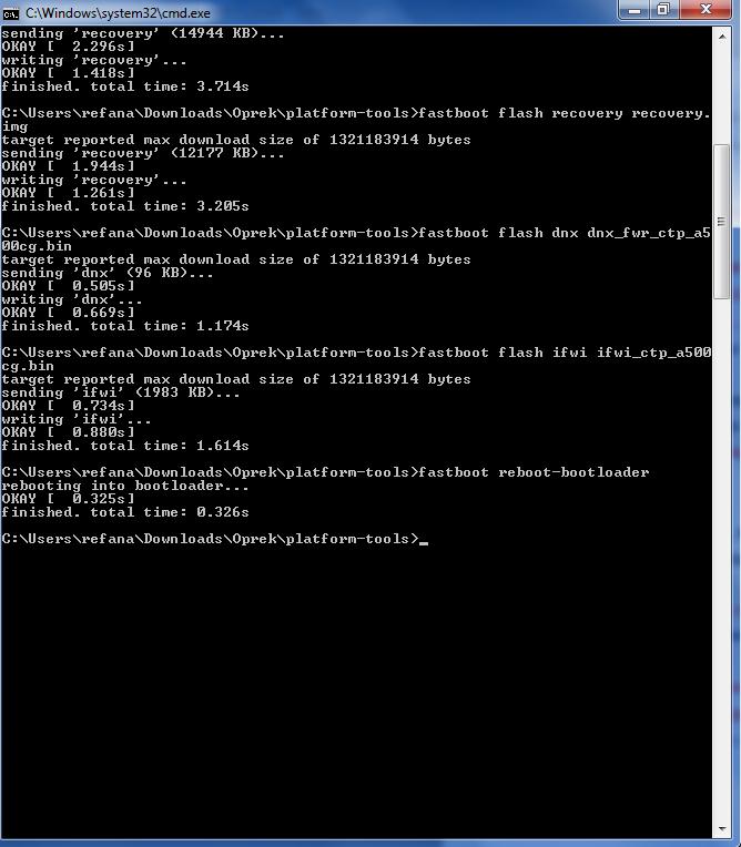 Root ZenFone 5 | KITKAT | Version V2.19.40.6