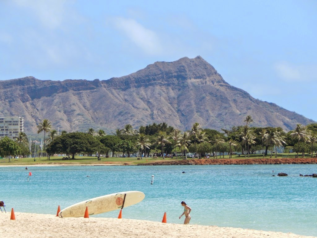 Diamond Head, Honolulu Hawaii