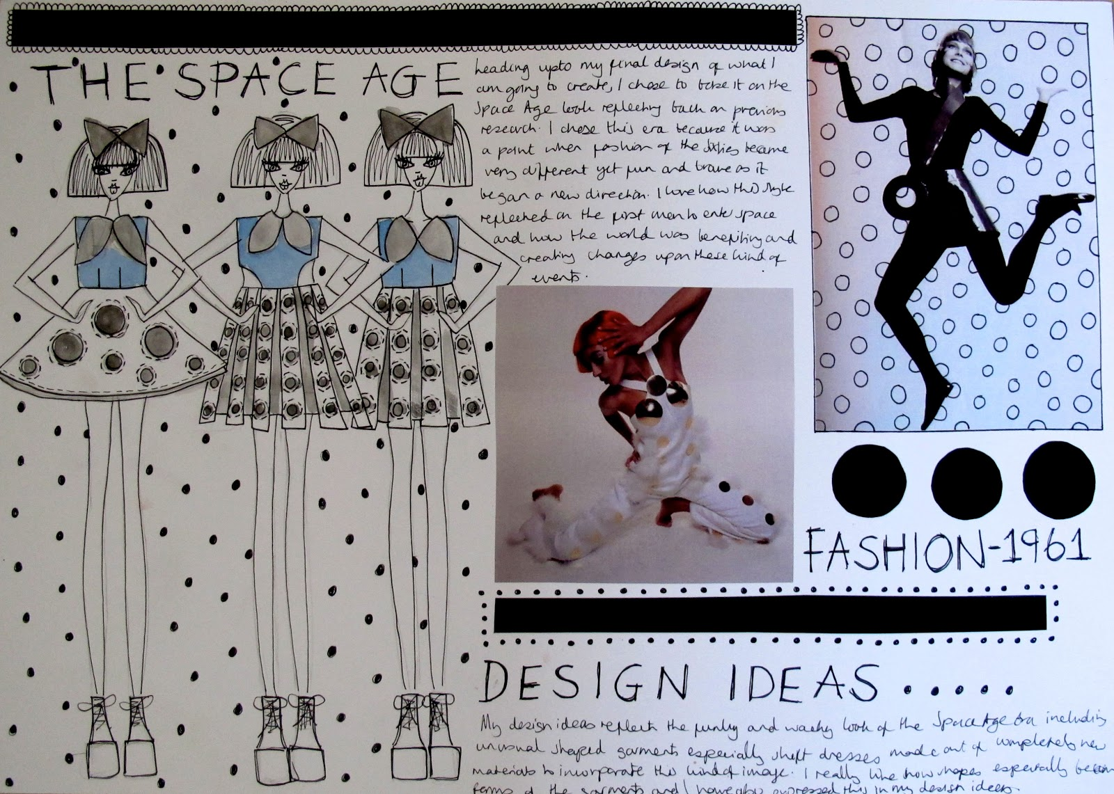 My design ideas space age marissa ellis fashion for Space age design