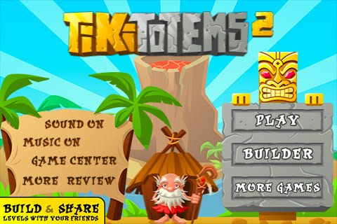 Tiki Totems 2 Free App Game By Spokko