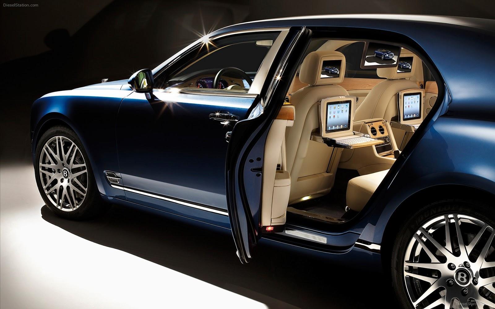 2014 Bentley Truck Bentley-mulsanne-executive- ...