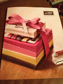 Stampin' Up!'s Amazing Idea Book and Catalog