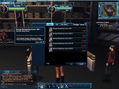 Star Trek Online - Body Armor