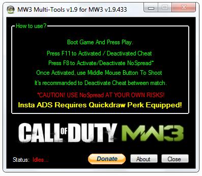mw3 MultiTools