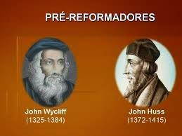 Mártires da Reforma