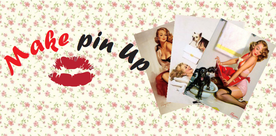 Make pin Up