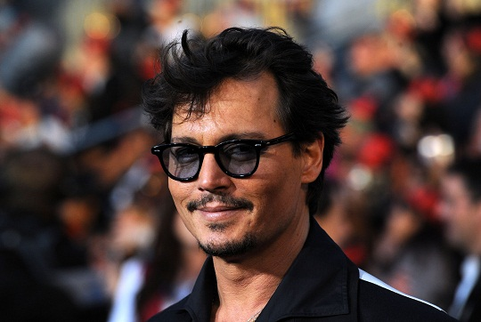 American Johnny Depp