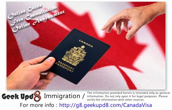Canada Immigration, Work Visa, Permanent Residency, Business Visa, Student Jobs Permit