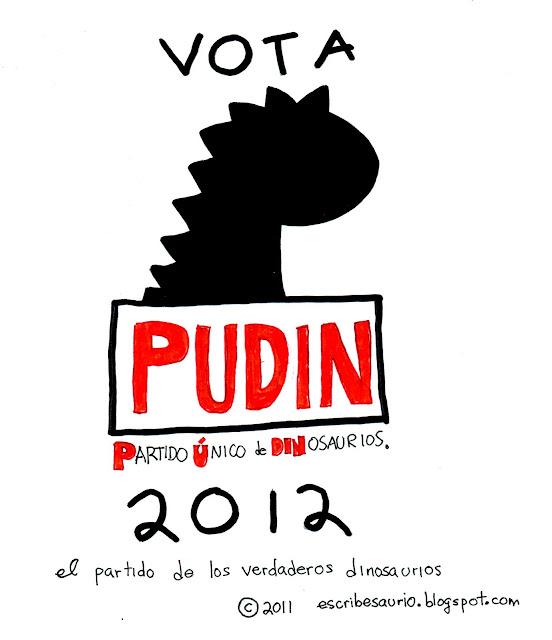 Escribesaurio diciembre 2011 - Fundar un partido politico ...
