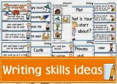 Writing skills ideas & printables