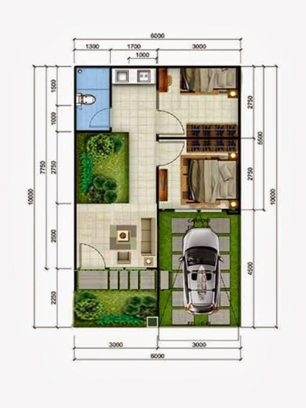 Desain Rumah Minimalis Sketchup – Hunianku