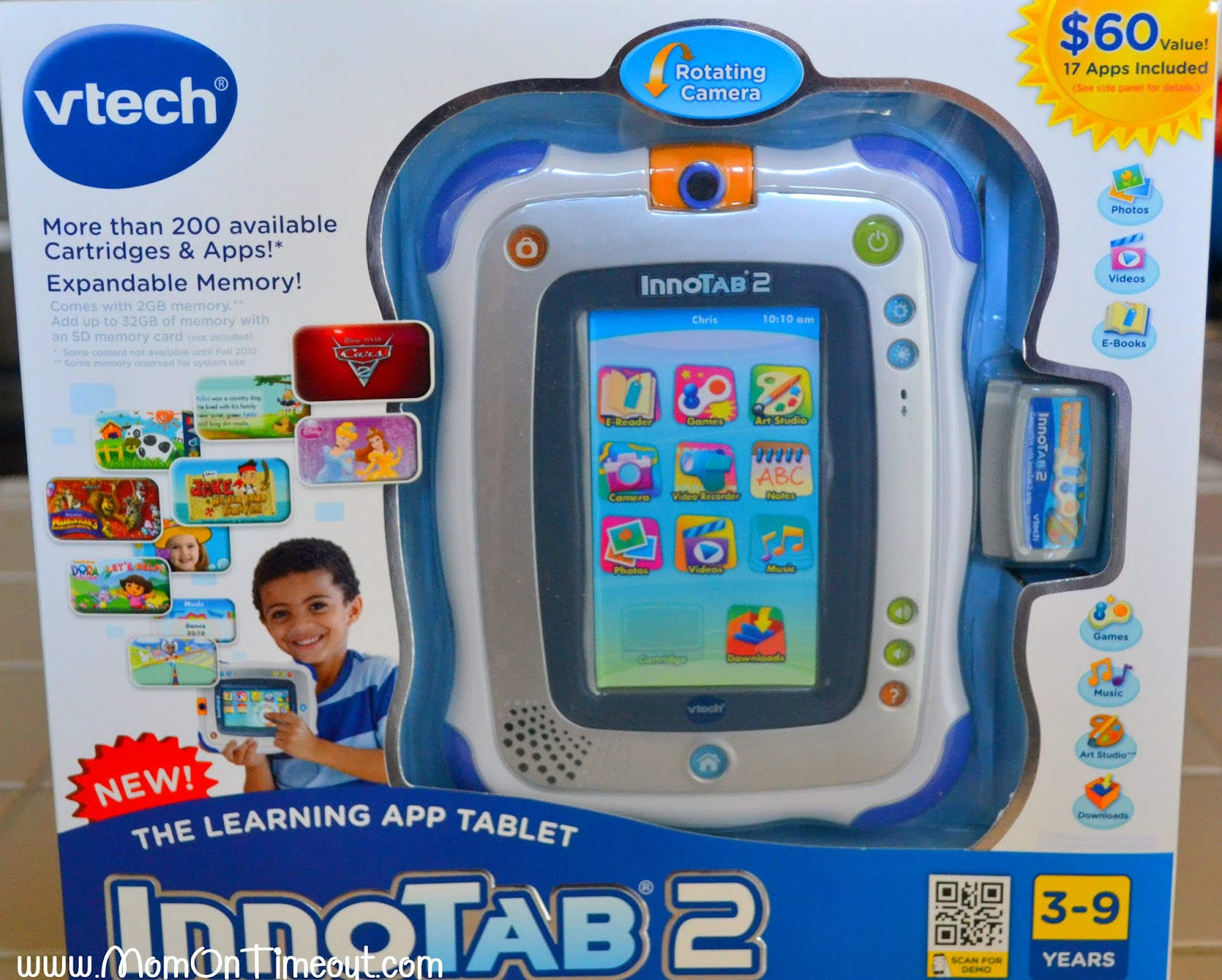Vtech Innotab 2 Games
