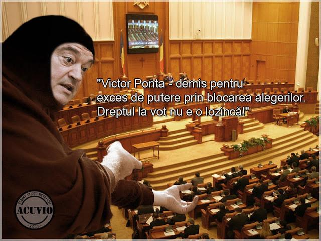 Vasile Blaga funny photo Moţiunea de cenzură