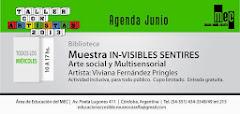 MUESTRA DE ARTE NO VISUAL