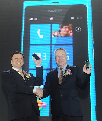 CDMA packing Nokia Lumia 800C for China Telecom goes official