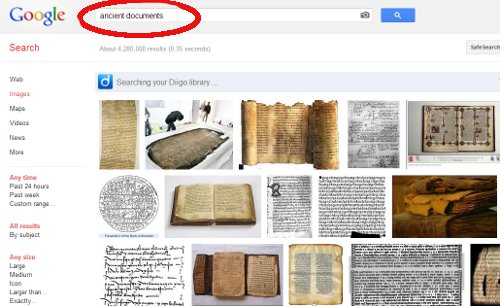 Tips for Google Image Search