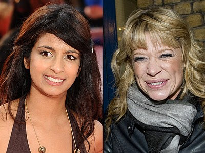 Konnie Huq and Hannah Waterman Which celebrity is the youngest?