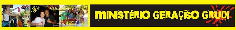 Geração Grudi - Ministério com Adolescentes - Primeira Igreja Batista em Teófilo Otoni/MG