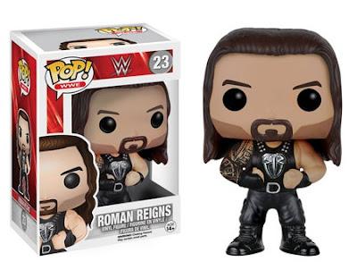 WWE Roman Reigns Pop! Vinyl Figure by Funko