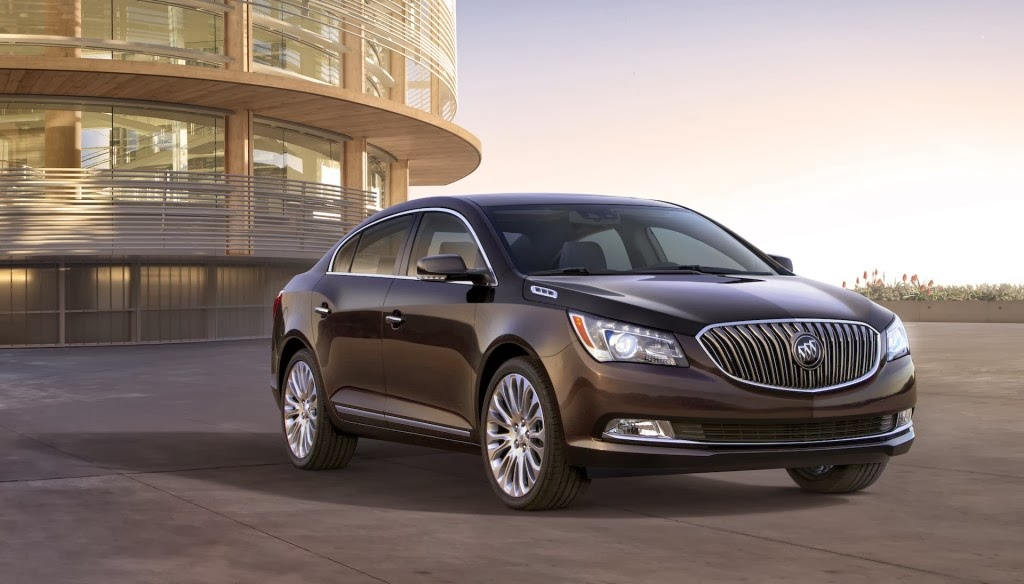 J.D. Power Recognizes Buick For Reliability