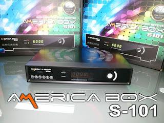 Atualizacao do receptor Americabox S101 HD v1.72