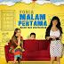 Sinopsis Fobia Malam Pertama lakonan Azad Jazmin, Julia Perez