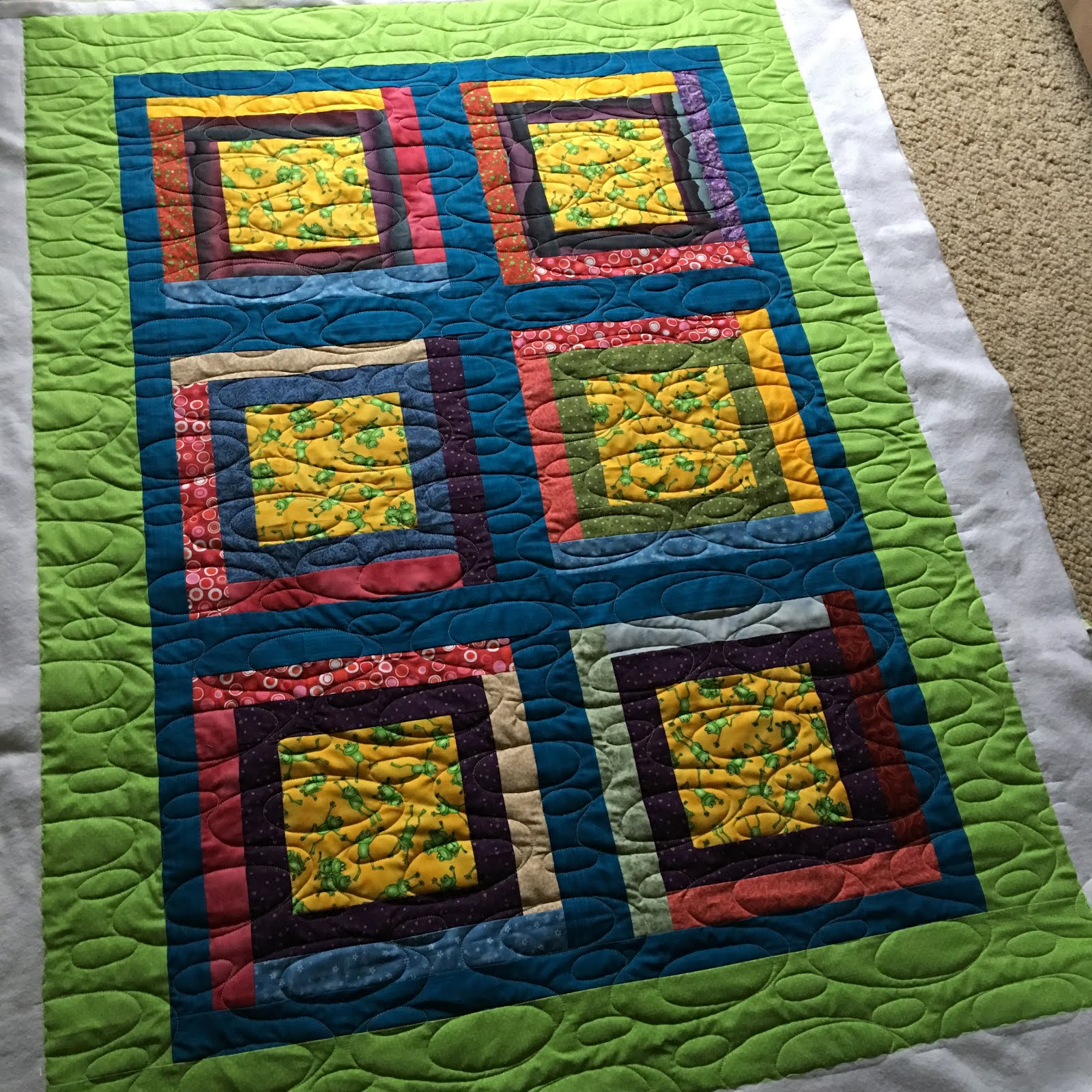 Grace and Peace Quilting: October 2016 : log cabin style quilts - Adamdwight.com