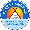 Logo Playa Cambrils Don Camilo