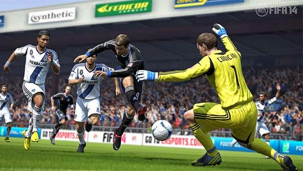 Download FIFA 14 Full Crack