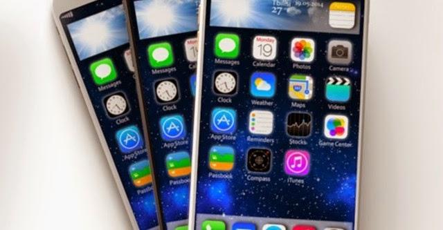 iPhone tương lai có thể ẩn camera ở phía trước?