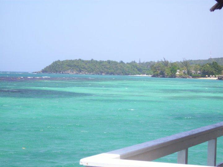 Eiric wedding anniversary jamaican vacation
