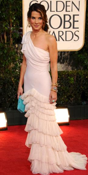 Sandra Bullock Height And Weight