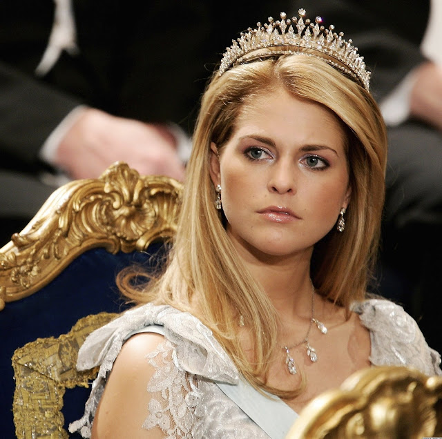 Princess Madeleine and the family move to Sweden