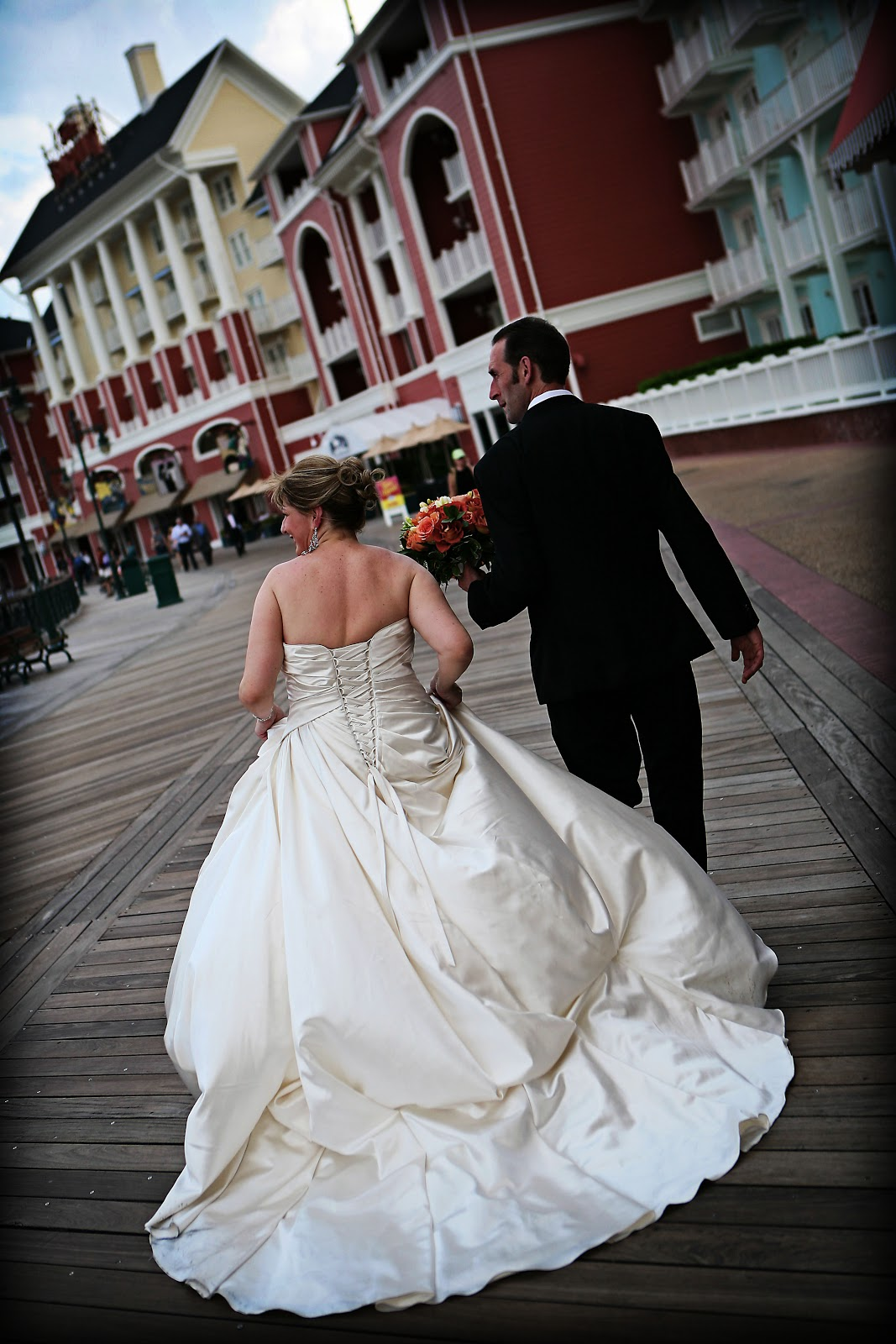 Vow Renewal And Trash The Dress Spotlight Joanne Paul