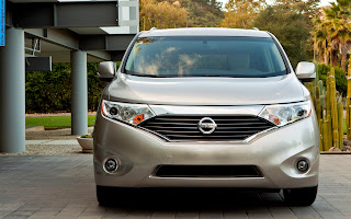Nissan quest car 2013 front view - صور سيارة نيسان  كويست 2013 من الخارج