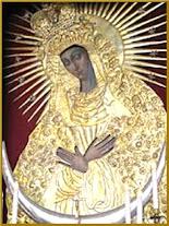 VIRGEN MARÍA MADRE DE MISERICORDIA