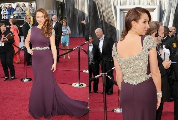 Click On Read More To View All The Pictures Of Oscar Awards 2012