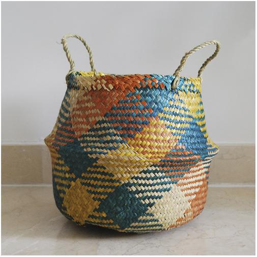 accesorios decoracin cestos