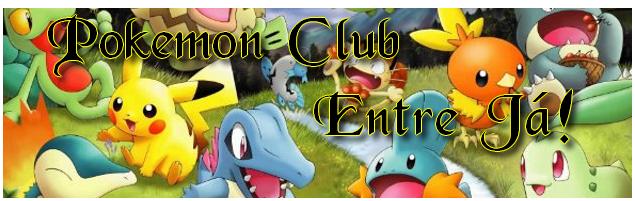 Pokemon Clube