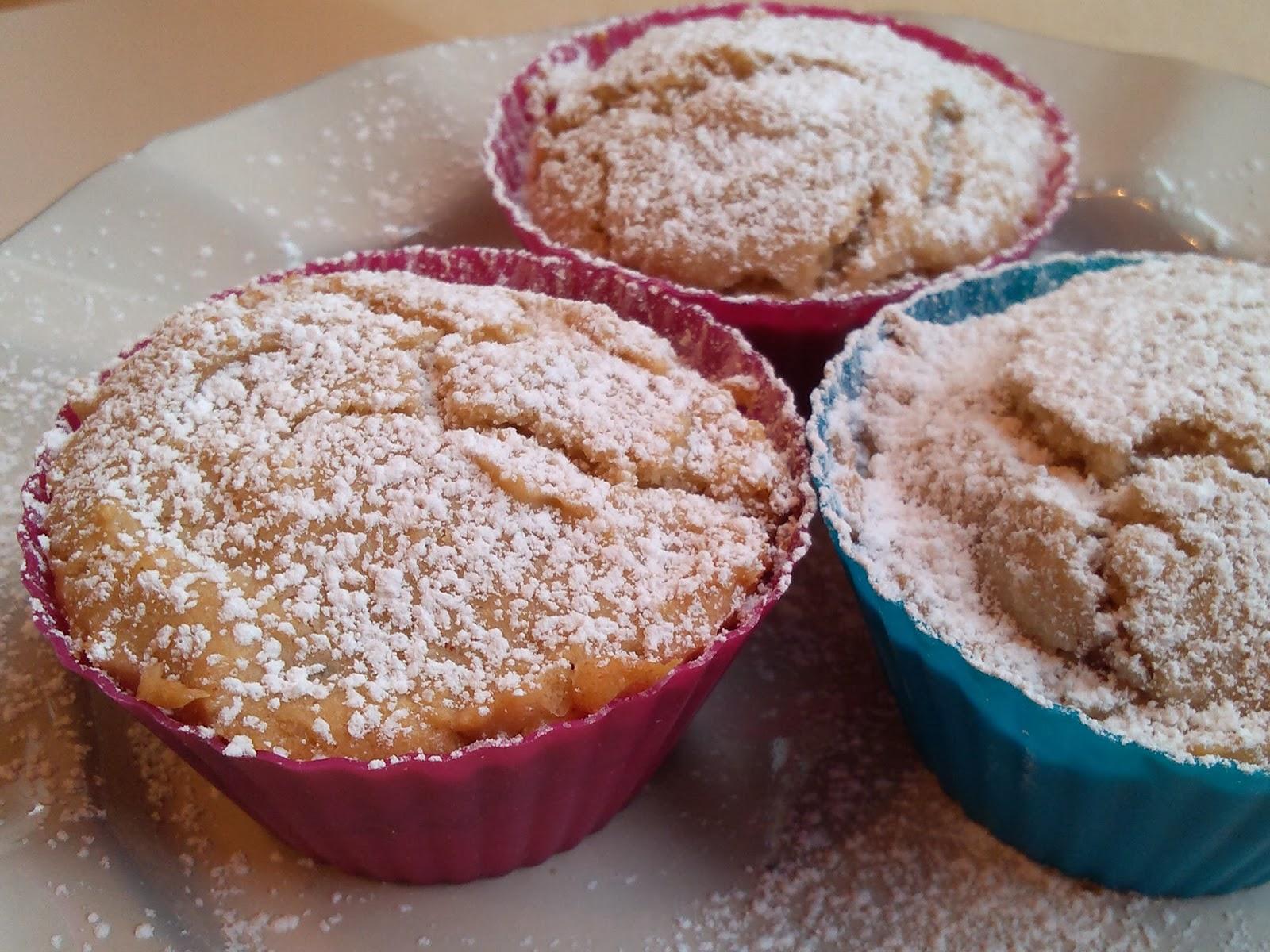 ... ...: Jelly Donut Muffins- Gluten Free & Vegan (Top 8 Allergen Free